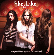 THE LIKE ARE YOU THINKING WHAT I'M THINKING? CD Album MINT/EX/MINT