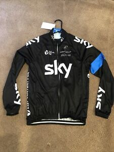 Rapha Pro Team Sky Long Sleeve Cycling Jersey Sz S New With Tags
