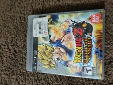 Dragon Ball Z Ultimate Tenkaichi PlayStation 3 PS3 Complete - Ships Fast