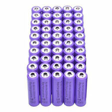 50x AA 2A 3000mAh 1.2 V Ni-MH rechargeable battery cell for MP3 RC Toys Camera