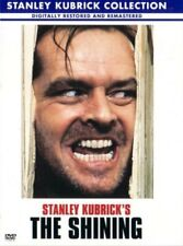 The Shining #5412 - 2/2/2010 Dvd Jack Nicholson; Shelley Duvall; Danny Lloyd; Sc