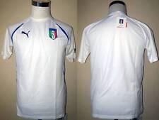 MAGLIA ITALIA PUMA ALLENAMENTO 2010 ITALY SHIRT JERSEY CALCIO NAZIONALE AZZURRI