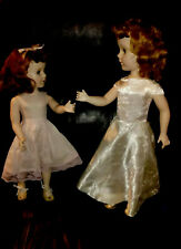 Mid Century 1950's American Character Sweet Sue Walker Dolls 21� And 18� Lot