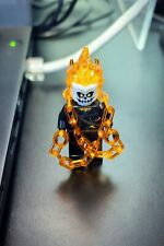 Lego Ghost Rider 76058 Marvel Super Heroes Minifigure BRAND NEW