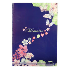 A3 Memoirs and Moments Large Scrapbook Album - 64 Pages - Ivory Cream Paper