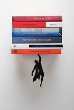 Supershelf Hidden Shelf for Book Lovers Superhero Concealed Invisible Shelf