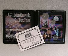 U.S. Landmark Collection - Commemorative Coin Collection