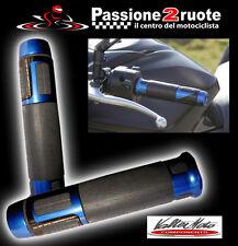Manopole Valtermoto grp01 blu Suzuki Gsx Gsxr 600 650 750 1000 1250 1300 F R