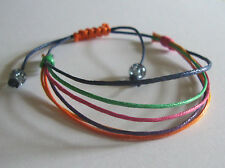 Pride Surfer Bracelet, Friendship Bracelet, Festival Band, Boho, Hippy R01