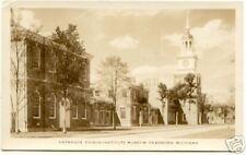 Entrance EDISON Institute Museum DEARBORN ~ VINTAGE