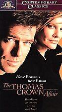 The Thomas Crown Affair (VHS, 2000)