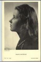 ~ 1950/60 Porträt-AK Film Bühne Theater Schauspielerin MARIA LANDROCK Foto-AK