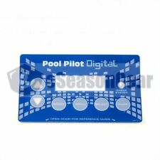 AutoPilot Lbp0116 Label - for Pool Pilot 75003 Power Supply Front Cover, 18258