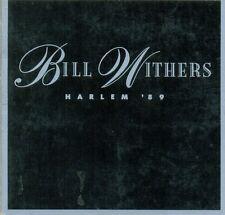 BILL WITHERS - Harlem '89 3TR 3-inch CDS 1989 / Ben Liebrand