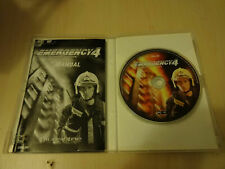 EMERGENCY 4 : GLOBAL FIGHTERS FOR LIFE (PC) (Fully complete from new)
