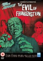 Neuf The Evil De Frankenstein DVD