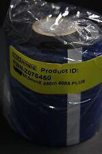 6 ROLLS 3.15x1476 Thermal Transfer Ribbon 80x450 Wax Compatible with Zebra 4085