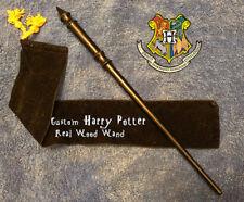 "Custom REAL WOOD Wand 13.5"", Harry Potter, Wizarding World, Rare, Pottermore"