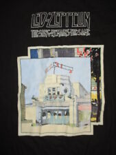 "Led Zeppelin ""The Song Remains The Same"" Concert (Xl) T-Shirt Plant & Page"