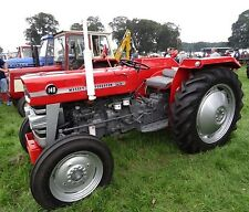 Massey Ferguson 148 135 SERVICE MANUALS PARTS & SALES MF135 MF148 TRACTOR MF CD