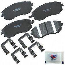 CARQUEST Brakes PXD929H Front Premium Ceramic Brake Pads