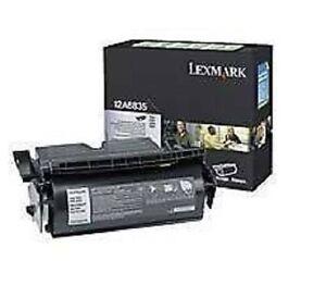 Original Toner Lexmark Optra T610 T612 T614 T614n T616 / 12A5845 OVP Cartridge