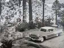 1959 Pontiac Photograph - Scale Model Car Used in TV Commercials - Vintage