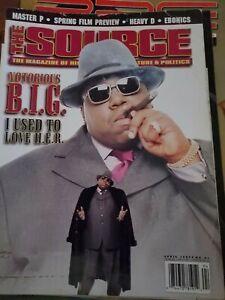 The source magazine 1997