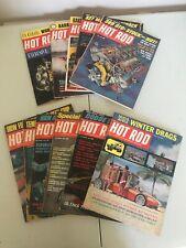 1965 hot rod magazines
