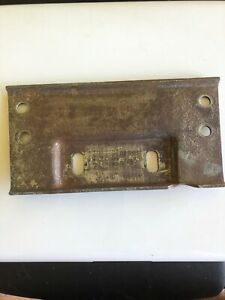 Triumph Spitfire, Original Rear Transmission to Frame Mounting Plate