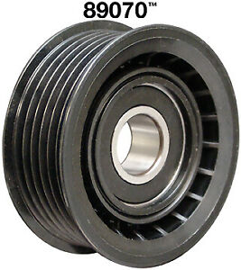 Dayco Idler Tensioner Pulley 89070 fits Kia Cerato Koup 2.0 (TD)
