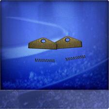 ESCOBILLAS de carbón motor apto para Miele Secadora T366 typt366 ( CA, MX, US)