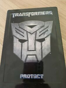 Transformers Protect - Disc 1 Commentary, Disc 2 Our World - Their War, More Tha