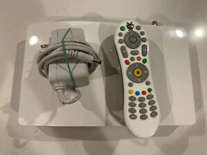 TiVo BOLT White DVR 500GB TCD849500 RECORDS 4 SHOWS AT ONCE WORKING Remote Power