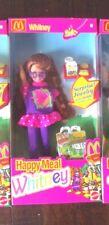 McDonald's Happy Meal WHITNEY Barbie 1993