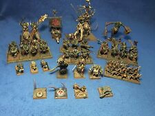 Warhammer Fantasy Age of Sigmar - Ogre Army PAINTED