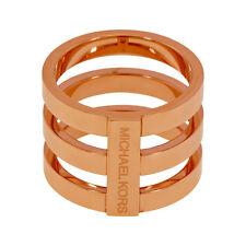 Michael Kors Rose Tone Ring MKJ4055791