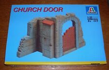ITALERI CHURCH DOOR DIORAMA 1/35TH NEW SEALED NO.409
