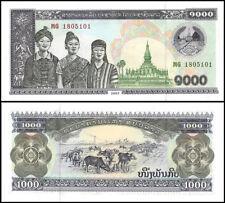 Laos 1,000 (1000) Kip, 2003, P-32A, UNC
