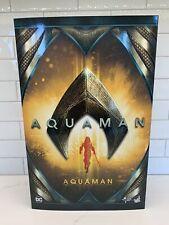 Hot Toys 1/6 Scale Movie Masterpiece Figure MMS518 DC Aquaman