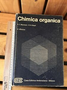 Chimica Organica - Morrison 1976