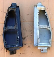 MITSUBISHI L200 UTE MODEL 1976 82 86 TAIL BODY REAR CORNER UPPER PAIR LH RH NEW