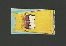 Lincoln Futura Rare 1950s Batmobile Batman Prototype Car Spanish Card #203
