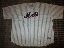 New York Mets MLB Majestic Baseball Jersey 6XL 6X