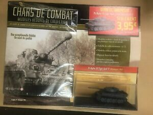 ALTAYA 1/72 Chars de Combat Panzer Tiger E Allemagne 1943 - fascicule 1Neuf