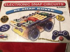 Electronic Snap Circuits Rc Snap Rover Model SCROV-10