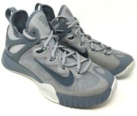 timeless design f850b 2ad1d Nike Zoom Hyperrev 2015 SIZE 8 Wolf Grey Classic Charcoal-Pure Platinum