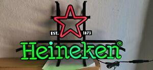 Heineken Neon Signs Pub Light Beer Decor