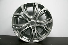 "1 x NEW Genuine Original BMW X1 F48 18"" Diamond Cut alloy wheel - 7.5J 6856067"