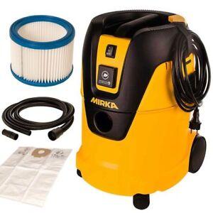 MIRKA Industriesauger Staubsauger 1025 L PC 230V 8999000111 Absaugmobil